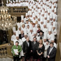 Bocuse 2011 groupe off