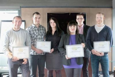 Concours Grands Moulins de Paris Jeunes Talents - laureats 2012