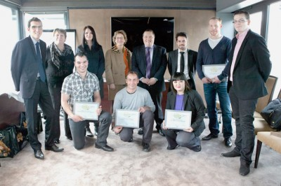 Concours Grands Moulins de Paris Jeunes Talents - Partenaires et Laureats