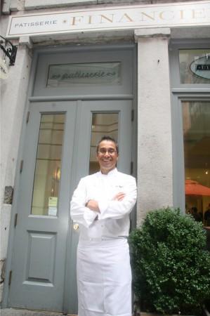 Eric Bedoucha - Pâtisserie Financier