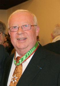 Gérard DUPONT - Commandeur du Mérite Agricole