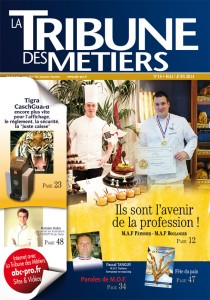 Couverture du magazine la Tribune des Métiers n°18