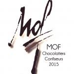 Logo MOF Chocolat 2015