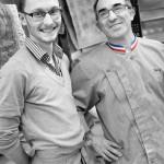 Alexis Paviot et Thierry Meunier
