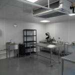 Salle de préparation - Renolab