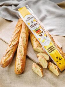 AGRANO, La baguette au maïs et aux graines de tournesol