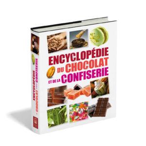 1ère Encyclopédie au monde du chocolat et de la confiserie ©Musée Gourmand du Chocolat