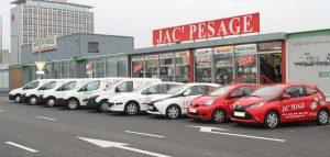 JAC Pesage
