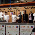 Selec Pro - vainqueur meilleur sandwich