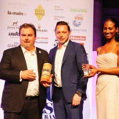 Pierre Hermé reçoit le titre du Meilleur Pâtissier du Monde