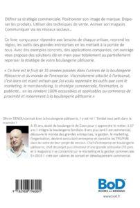 4e de Couverture La Stratégie Commerciale en Boulangerie Pâtisserie - Olivier Denou