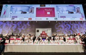 Jury Coupe du Monde de la Pâtisserie - Sirha 2015