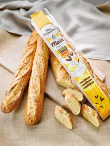 Agrano - Gamme Baguette Maïs
