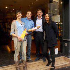 Moulins Fouché, Agri-Ethique, boulangerie Lohezic, la boucle est bouclée !