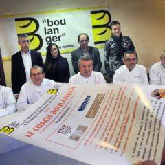 La Fédération des boulangers et boulangers/pâtissiers du Cantal présente le « Coach boulanger »