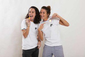Victoria EFFANTIN et Cécile KHAYAT, Prix Spécial du Concours des Jeunes Entrepreneurs en Boulangerie