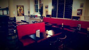 Café de la Poste, Edimbourg - Déco