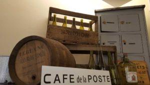 Café de la Poste, Edimbourg - Tonneau