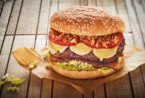 Burger Reblonchon - Disgroup