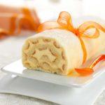 Mademoiselle Dessert - roulade abricot