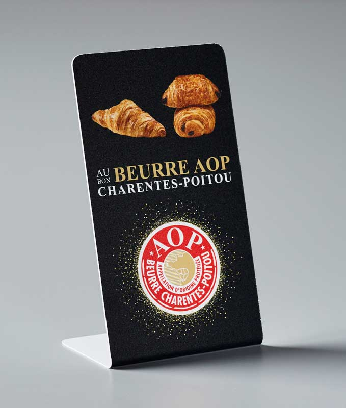 Beurre AOP Poitou Charentes